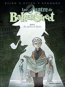 """Afficher """"Les quatre de Baker Street n° 4 Les orphelins de Londres"""""""