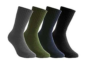 Woolpower Socks 200 Black 40-44
