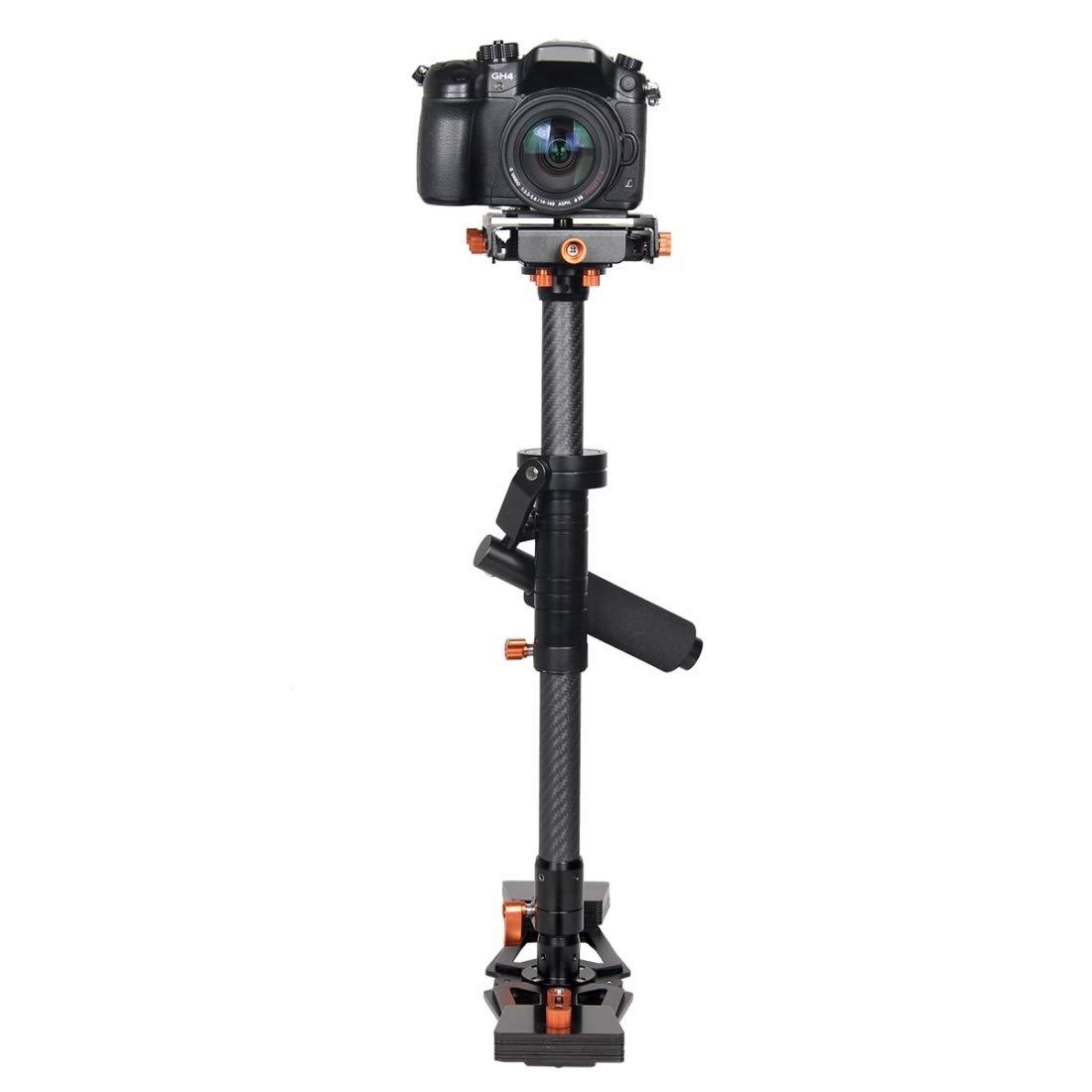 Guangheyuan S800 プロフェッショナル カーボンファイバー ハンドヘルド スタビライザー DSLR/DV デジタルビデオ その他カメラ用   B07NY7RF92