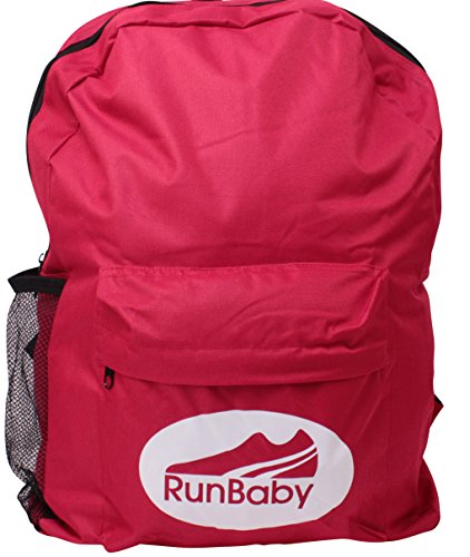Best Backpack for Sports, College & Workouts - Red Gym Bag Backpack