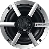 Polk MM651UM Ultramarine Mobile Monitor MM Series 2-Way Marine Speakers, 6.5' - Pair