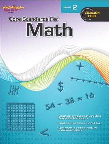 Core Standards for Math: Reproducible Grade 2