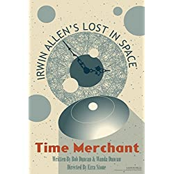 Lost In Space Time Merchant by Juan Ortiz Art Print Poster 12x18