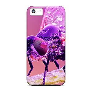 Top Quality Rugged Wet Housefly Cases Covers For Iphone 5c