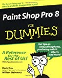 Paint Shop Pro 8 for Dummies®, David C. Kay and William Steinmetz, 0764524402