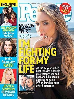 People Magazine (December 19, 2011)
