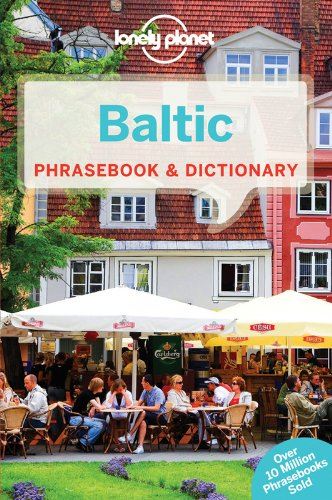 Lonely Planet Baltic Phrasebook & Dictionary (Lonely Planet Phrasebooks)...