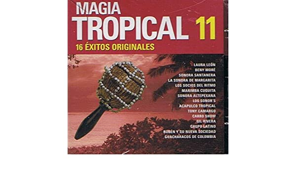 VARIOUS ARTISTS - Magia Tropical 11-16 Exitos Originales - Amazon.com Music