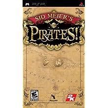 Sid Meier's Pirates - Sony PSP