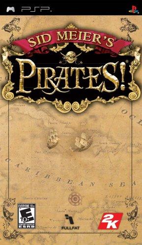 2K Sid Meier's Pirates - Sony PSP