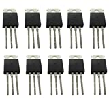 TIP42C TIP42 PNP Complementary Power Transistor TO-220 10 Pack