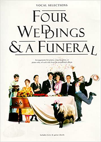 Amazon.com: Four weddings & a funeral: Vocal selections ...