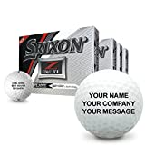 Srixon Z Star XV 5 Personalized Golf Balls - Buy 3 Dz Get 1 Dz Free