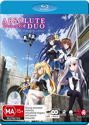Absolute Duo Complete Series [Blu-ray]