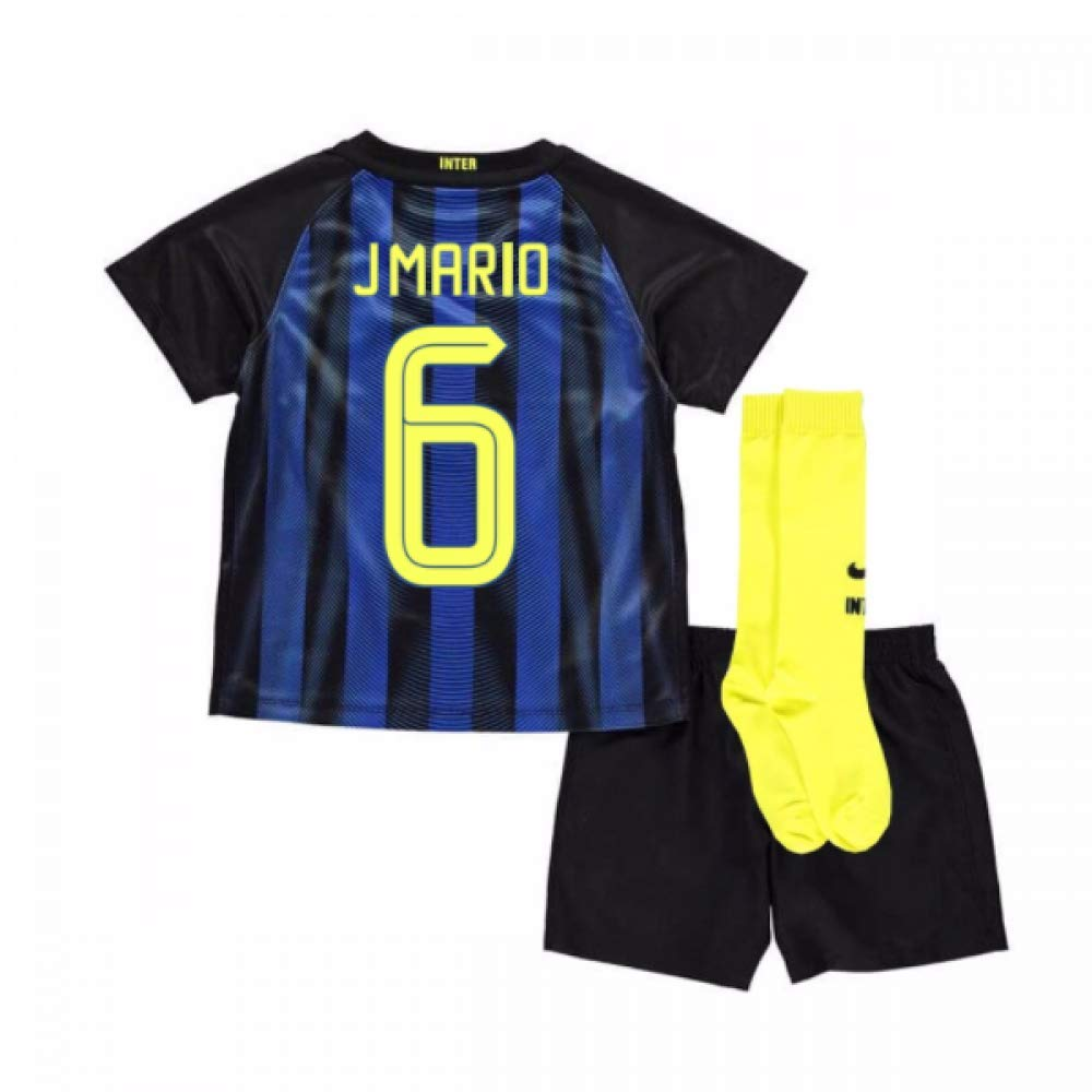 wholesale dealer c7060 5590d Nike Inter Milan LK HM Kit, baby-boys, J. Mario/6, MB 5-6yrs ...