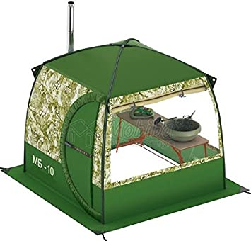 Bath Sauna Tent with Stove Pipe Vent. Hunting Fishing Outfitter C&ing Tent with Wood Stove  sc 1 st  Amazon.com & Amazon.com: Bath Sauna Tent with Stove Pipe Vent. Hunting Fishing ...
