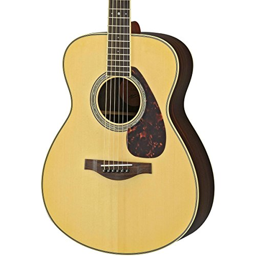 (Yamaha LS6 ARE Acoustic Electric Guitar (Rosewood) (Natural))