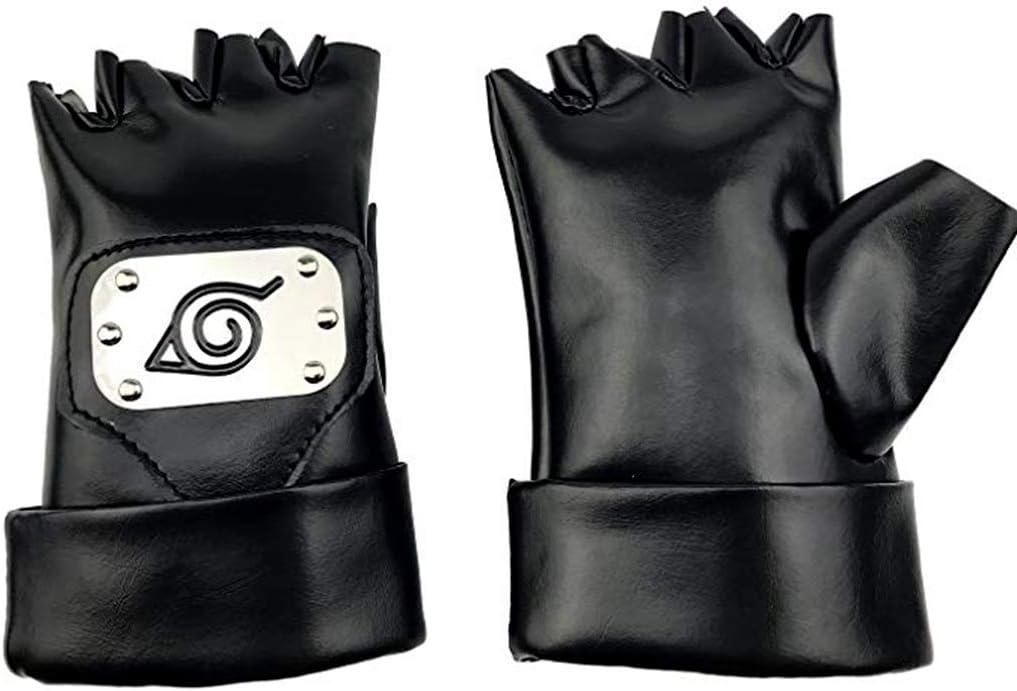Amazon.com: COSAUG - Guantes de cosplay para Hatake Kakashi ...