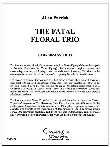 Fatal Floral Trio, The ()