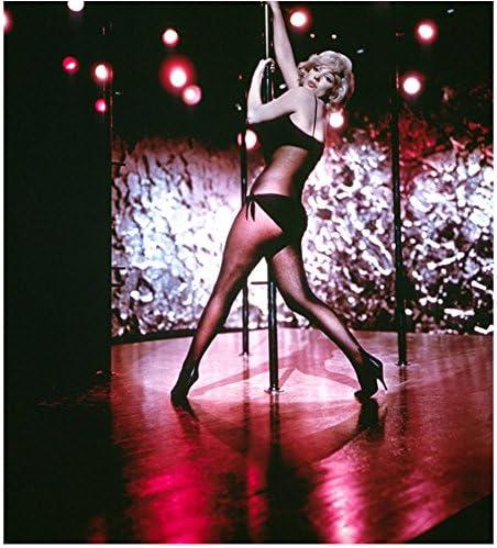 Marilyn Monroe Pole Dancing on Stage in Black 8 x 10 Inch Photo 51P6hlPwBfL