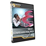 Revit - Stairs And Railings - Training DVD