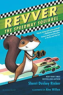Book Cover: Revver the Speedway Squirrel