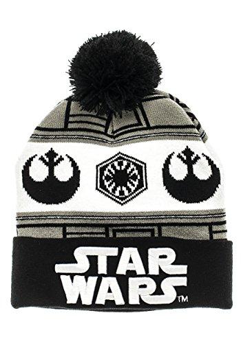 Star Wars Episode VII The Force Awakens Versus Fair Isle Knit Beanie