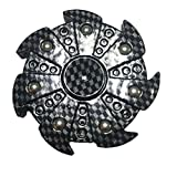 Wangyue New Rose Turbine Style Hand Spinner Fidget Toy for Children and Adults Wangyue