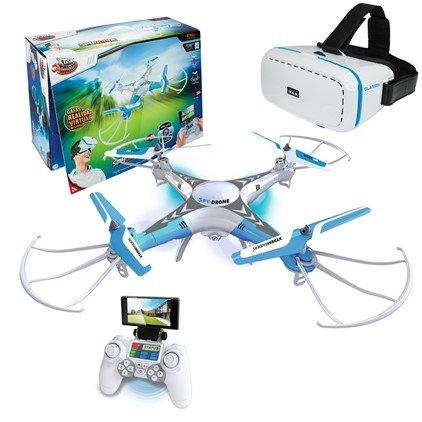 Xtrem raiders-spy Drone avec lunettes - Lunettes French