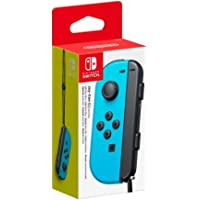 Nintendo Switch Joy-Con Controller Left [Neon Blue]
