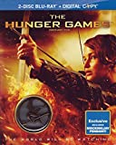 The Hunger Games with Exclusive Mockingjay Pendant (2 Disc Blu-ray + Digital Copy)