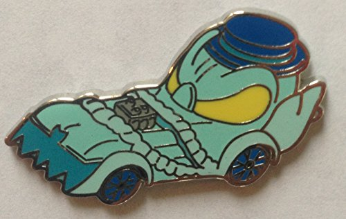 Disney Pin 119560 Disney Racers Mystery Pin Pack - Ezra Pin Hitchhiking Ghost from the Haunted Mansion