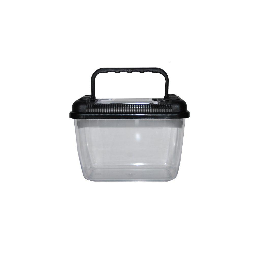 Fauna-Box mini 18x11x14cm, Deckel schwarz TE