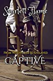img - for From Willing Sub To Enslaved Captive (Captive's Book 1) book / textbook / text book