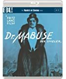 Dr. Mabuse, der Spieler. [Dr. Mabuse, the Gambler.] [Masters of Cinema] [Blu-ray]