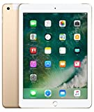 Apple iPad Tablet (9.7 inch, 128GB, Wi-Fi + 4G LTE + Voice Calling), Gold