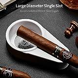 CIGARLOONG Cigar Ashtray Large Diameter Slot