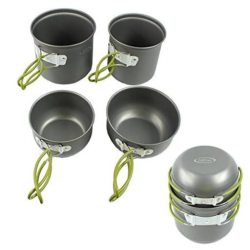 G4Free Outdoor Camping pan