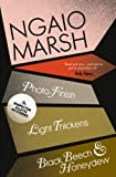 Light Thickens by Ngaio Marsh front cover