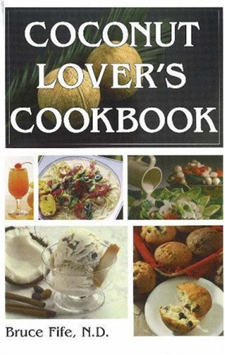 Coconut Lover's Cookbook