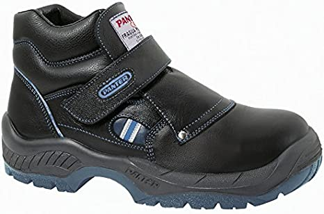 47 Panter 414101700/ /Forge Velcro Plus S2/Noir PU//TPU Taille