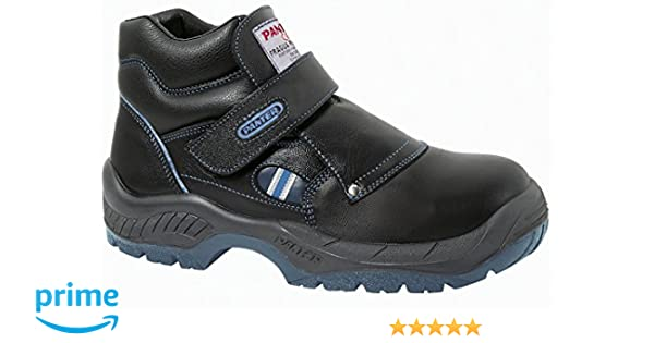 Panter 414101700, Calzado de Seguridad, Negro, 43 EU: Amazon.es: Bricolaje y herramientas