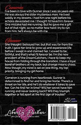 Capturing Dreams: Dreamcatcher MC: Liberty Parker: Amazon com: The