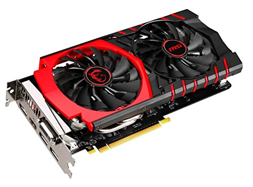 MSI GTX 960 Gaming 4G GeForce GTX 960 4GB GDDR5 - Tarjeta ...