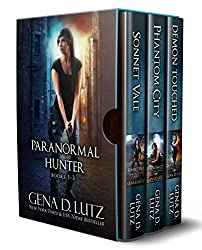 Paranormal Hunter Box Set, Books 1-3: Sonnet Vale, Phantom City, & Demon Touched