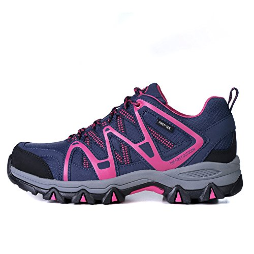 Pictures of The First Outdoor Women Waterproof Breathable Climbing 854601R16W41 6