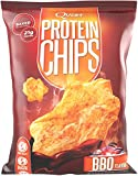 quest bbq protein chips - Quest Nutrition Protein Chips, BBQ, 21g Protein, 3g Net Carbs, 130 Cals, Low Carb, Gluten Free, Soy Free, Potato Free, Baked, 1.2oz Bag, 8 Count