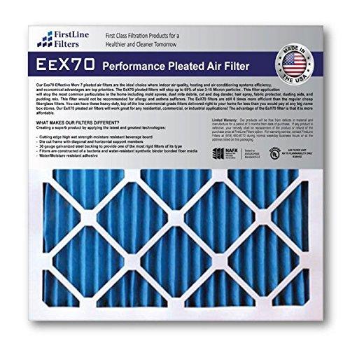 furnace filter 20 x 25 x 4 merv8 - 6