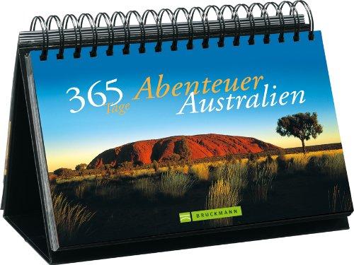 365 Tage Abenteuer Australien - Tischaufsteller