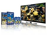 Aquarium DVD - 2 DVD Set Tropical Aquarium XXL - 2 Hours of Colorful Corals and Fishes